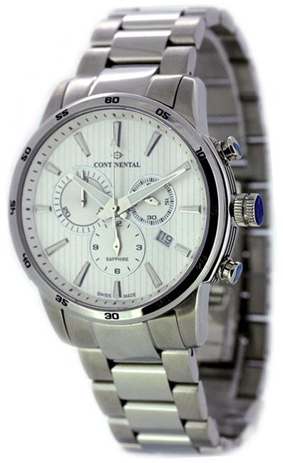 Continental Мужские швейцарские наручные часы Continental 12202-GC101130