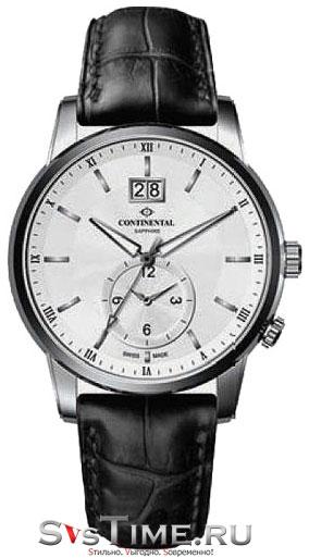 Continental Мужские швейцарские наручные часы Continental 12204-GM154130