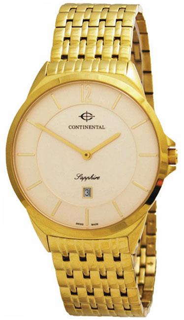 Continental Мужские швейцарские наручные часы Continental 12500-GD202230