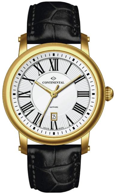 Continental Мужские швейцарские наручные часы Continental 24090-GD254710