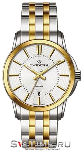 Continental Мужские швейцарские наручные часы Continental 24150-GD312730