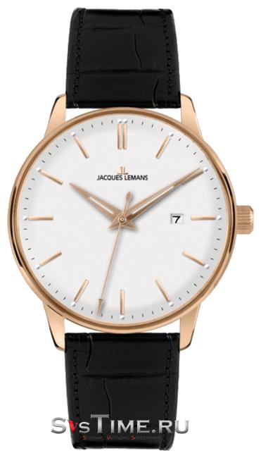 Jacques Lemans Jacques Lemans N-213G мужские часы jacques lemans n 209zg
