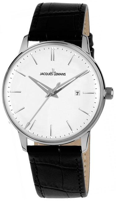 Jacques Lemans Jacques Lemans N-213A мужские часы jacques lemans n 209zg