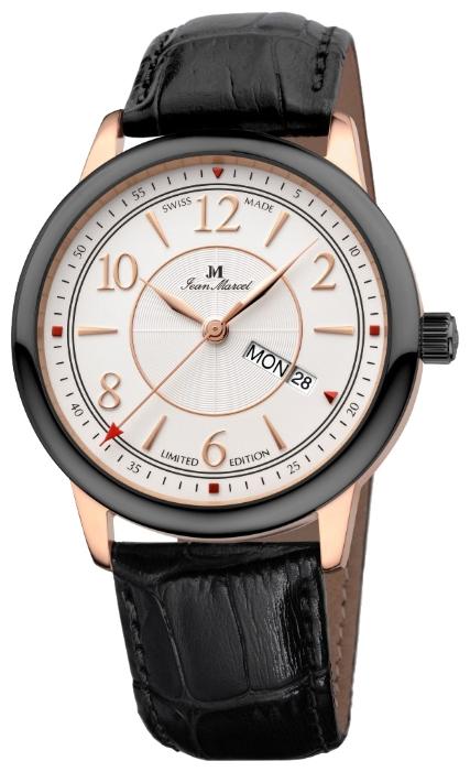 Jean Marcel Jean Marcel 164.271.53 jean marcel швейцарские наручные мужские часы jean marcel 161 271 53 коллекция palmarium page 4