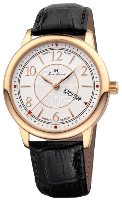 Jean Marcel Jean Marcel 170.271.53 jean marcel швейцарские наручные мужские часы jean marcel 161 271 53 коллекция palmarium page 4