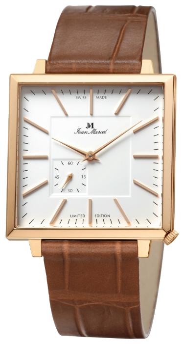 Jean Marcel Jean Marcel 170.303.22 jean marcel швейцарские наручные мужские часы jean marcel 161 271 53 коллекция palmarium page 4