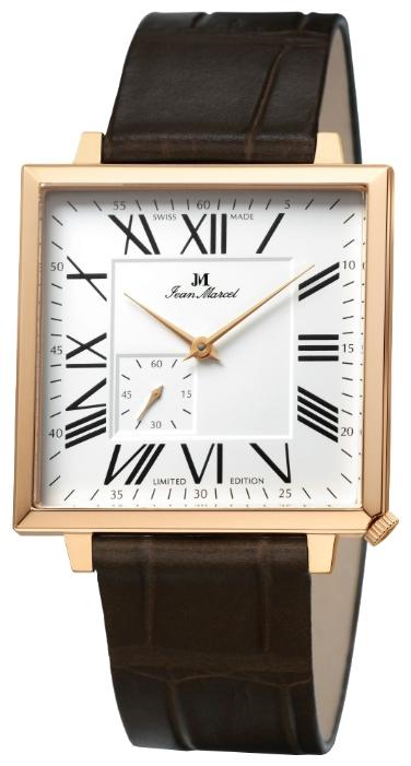 Jean Marcel Jean Marcel 170.303.26 jean marcel швейцарские наручные мужские часы jean marcel 161 271 53 коллекция palmarium page 4