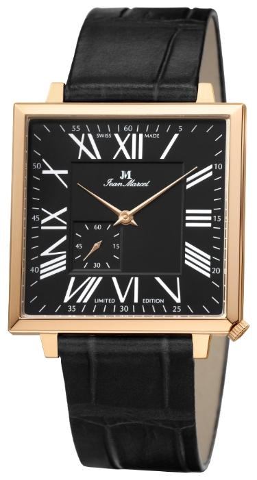 Jean Marcel Jean Marcel 170.303.36 jean marcel швейцарские наручные мужские часы jean marcel 161 271 53 коллекция palmarium page 4