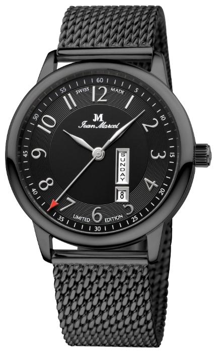 Jean Marcel Jean Marcel 565.271.35 jean marcel швейцарские наручные мужские часы jean marcel 161 271 53 коллекция palmarium page 4