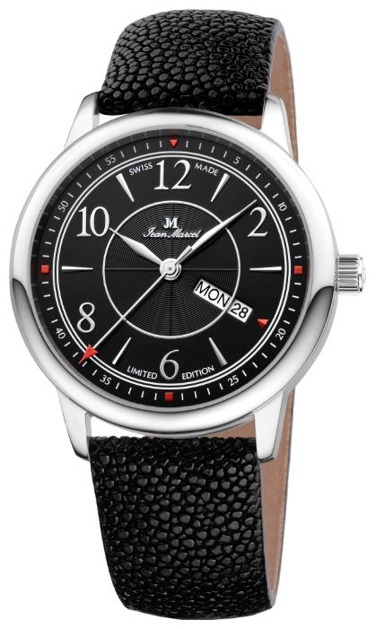 Jean Marcel Jean Marcel 960.271.33 jean marcel швейцарские наручные мужские часы jean marcel 161 271 53 коллекция palmarium page 4