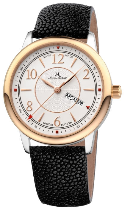 Jean Marcel Jean Marcel 961.271.53 jean marcel швейцарские наручные мужские часы jean marcel 161 271 53 коллекция palmarium page 4