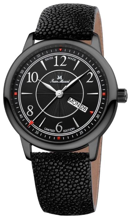 Jean Marcel Jean Marcel 965.271.33 jean marcel швейцарские наручные мужские часы jean marcel 161 271 53 коллекция palmarium page 4