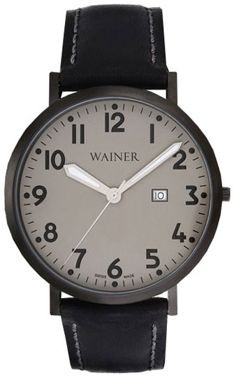 Wainer Мужские швейцарские наручные часы Wainer WA.12413-C
