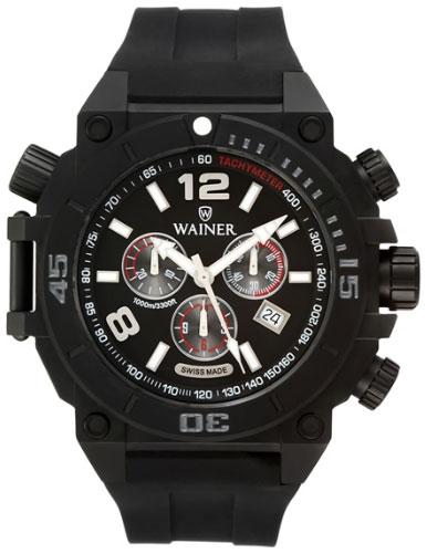Wainer Мужские швейцарские наручные часы Wainer WA.10920-C