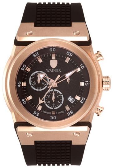 Wainer Мужские швейцарские наручные часы Wainer WA.16704-F