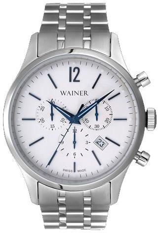 Wainer Мужские швейцарские наручные часы Wainer WA.12528-B