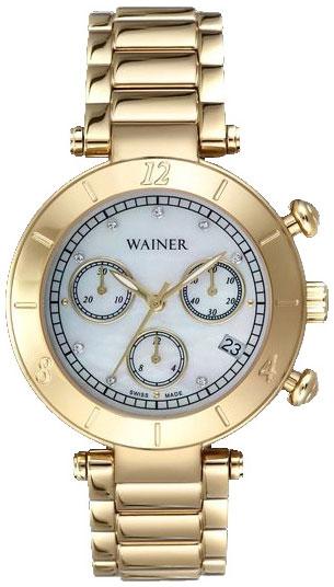 Wainer Женские швейцарские наручные часы Wainer WA.11055-A