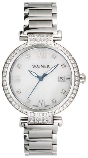 Wainer Женские швейцарские наручные часы Wainer WA.11089-C