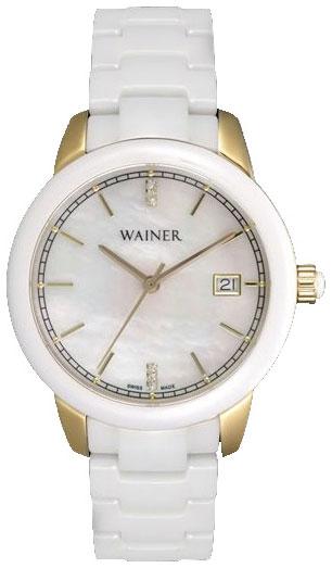 Wainer Женские швейцарские наручные часы Wainer WA.11822-B