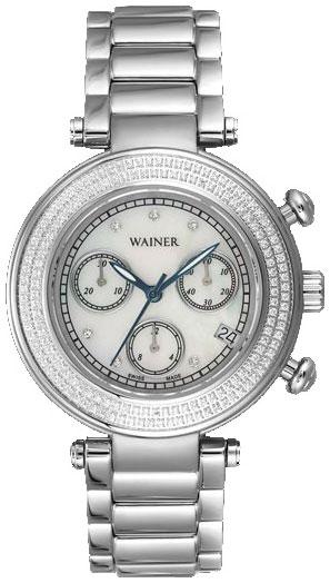Wainer Женские швейцарские наручные часы Wainer WA.11077-D