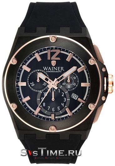 Wainer Мужские швейцарские наручные часы Wainer WA.10940-E