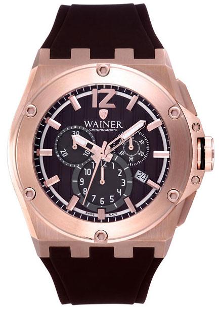 Wainer Мужские швейцарские наручные часы Wainer WA.10940-G