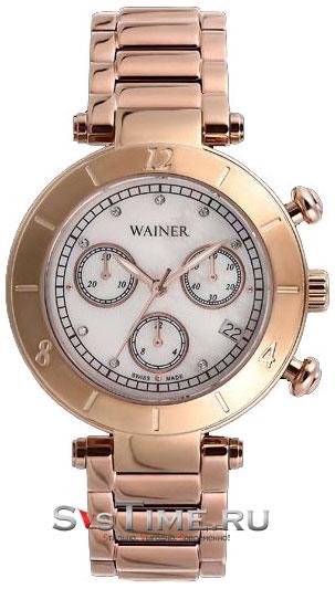 Wainer Женские швейцарские наручные часы Wainer WA.11055-E