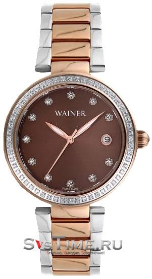Wainer Женские швейцарские наручные часы Wainer WA.11066-E