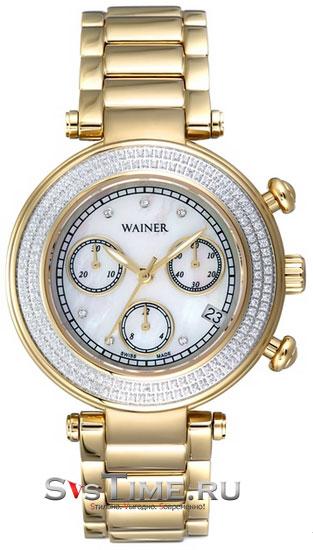 Wainer Женские швейцарские наручные часы Wainer WA.11077-A