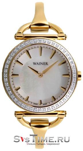 Wainer Женские швейцарские наручные часы Wainer WA.11956-A