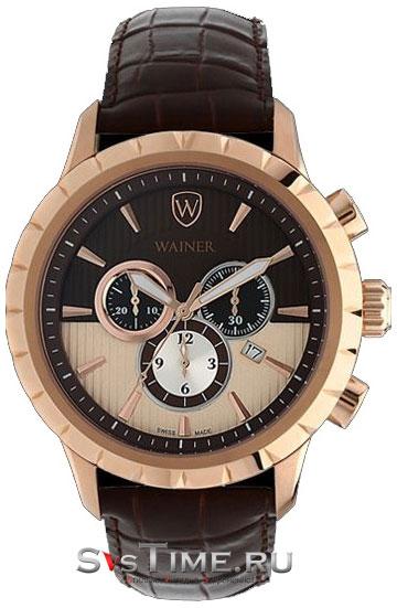 Wainer Мужские швейцарские наручные часы Wainer WA.12440-A
