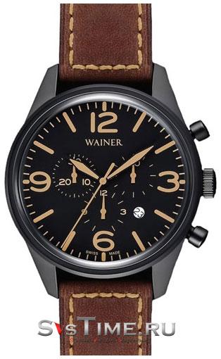 Wainer Мужские швейцарские наручные часы Wainer WA.13426-B