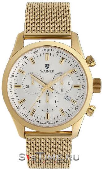 Wainer Мужские швейцарские наручные часы Wainer WA.13496-B