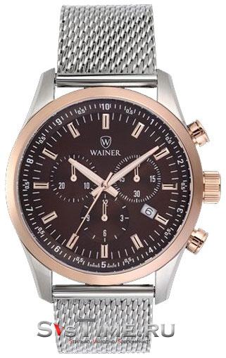 Wainer Мужские швейцарские наручные часы Wainer WA.13496-F