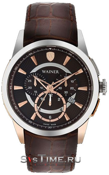 Wainer Мужские швейцарские наручные часы Wainer WA.16572-E