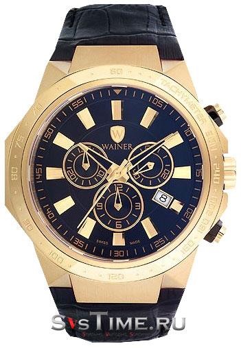 Wainer Мужские швейцарские наручные часы Wainer WA.16800-B
