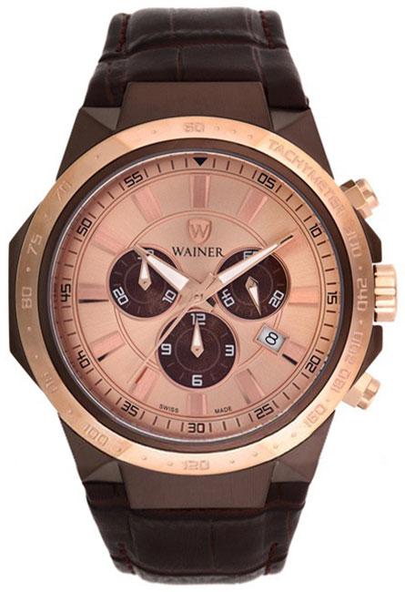 Wainer Мужские швейцарские наручные часы Wainer WA.16800-C