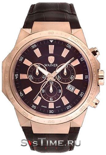 Wainer Мужские швейцарские наручные часы Wainer WA.16800-E