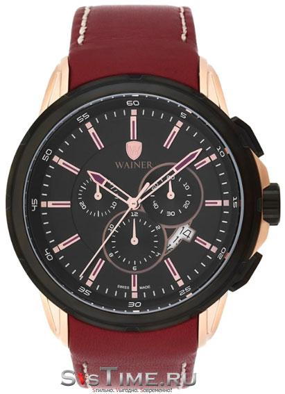 Wainer Мужские швейцарские наручные часы Wainer WA.10777-D