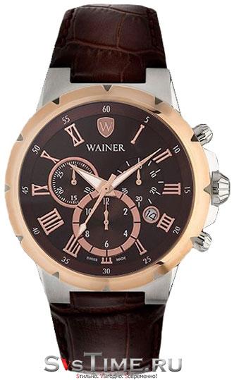 Wainer Мужские швейцарские наручные часы Wainer WA.13310-J
