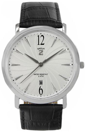 Gryon Мужские швейцарские наручные часы Gryon G 031.11.33