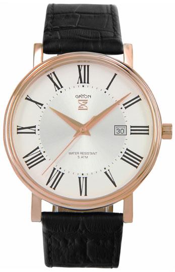 Gryon Мужские швейцарские наручные часы Gryon G 041.41.13