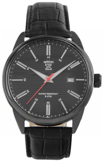Gryon Мужские швейцарские наручные часы Gryon G 051.71.31