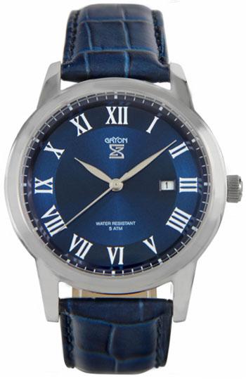 Gryon Мужские швейцарские наручные часы Gryon G 071.16.16