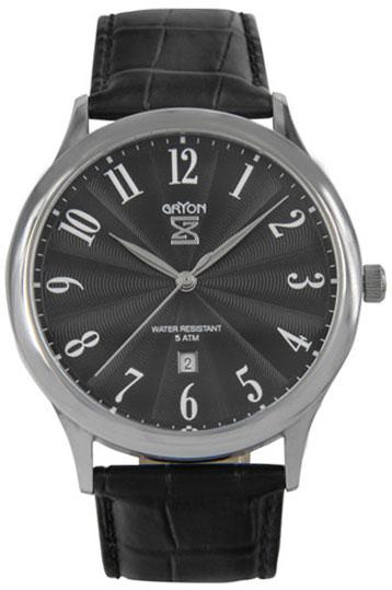 Gryon Мужские швейцарские наручные часы Gryon G 081.11.21