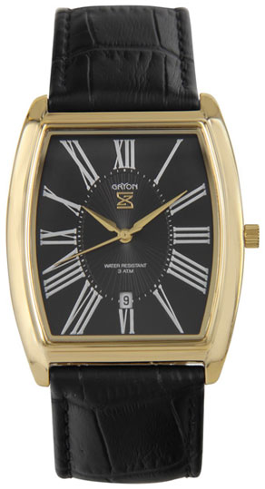 Gryon Мужские швейцарские наручные часы Gryon G 401.21.11