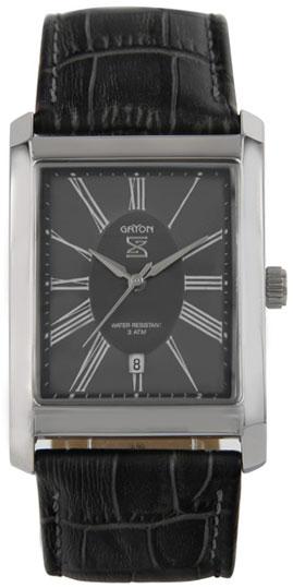Gryon Мужские швейцарские наручные часы Gryon G 501.14.14