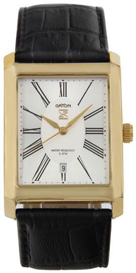 Gryon Мужские швейцарские наручные часы Gryon G 501.21.13