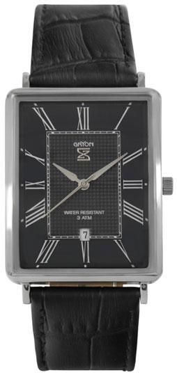 Gryon Мужские швейцарские наручные часы Gryon G 511.11.11