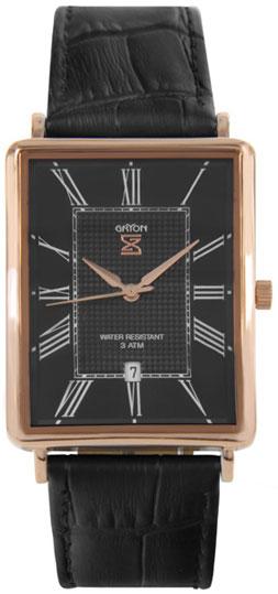 Gryon Мужские швейцарские наручные часы Gryon G 511.41.11
